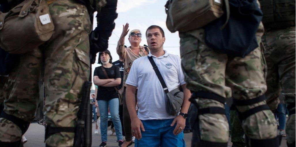 Протесты вБеларуси: Литва, Латвия иПольша подготовили план разрешения кризиса