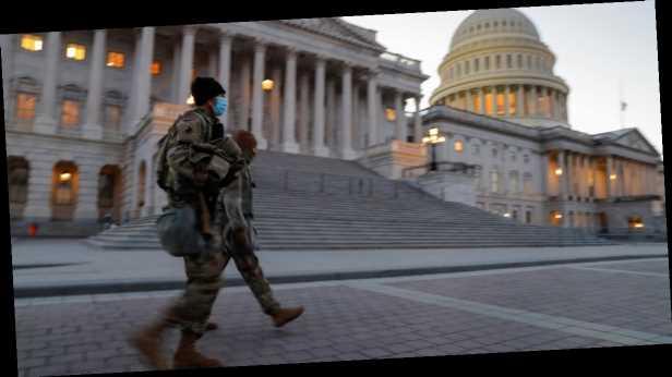 Палата представителей Конгресса США отменила заседание из-за угрозы штурма