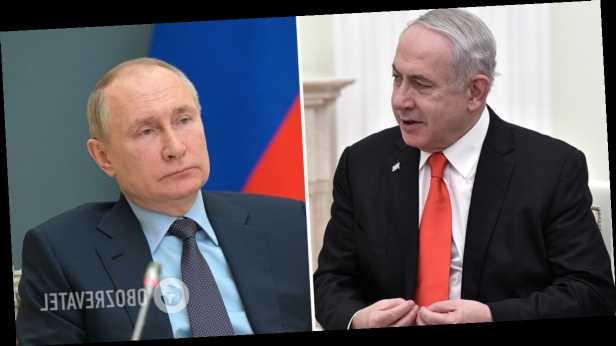 Нетаньяху, который может стать посредником между Украиной и РФ, рассказал Путину о переговорах с Киевом