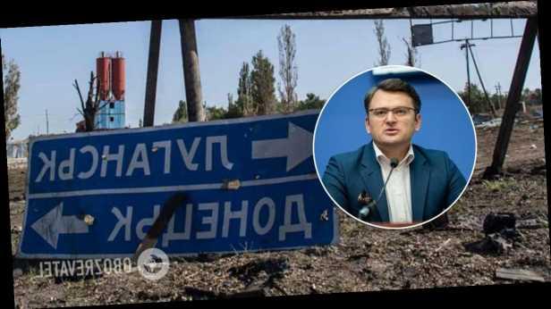 Кулеба объяснил, нужен ли разрыв дипотношений с РФ: лозунг красивый, но пользы ноль