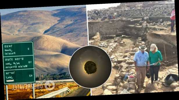 Ученые узнали тайну гибели древнего города в долине реки Иордан